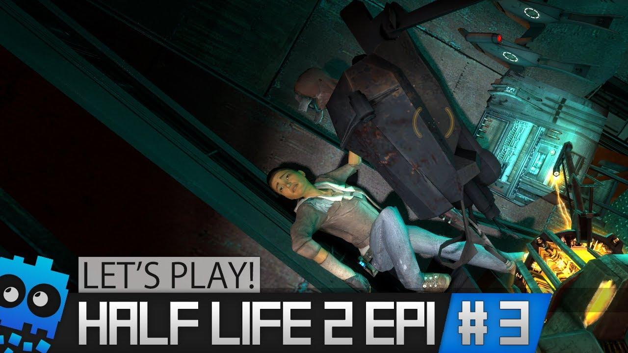 Half life 2 episode 1 parte 4 - Sach ka saamna full episodes