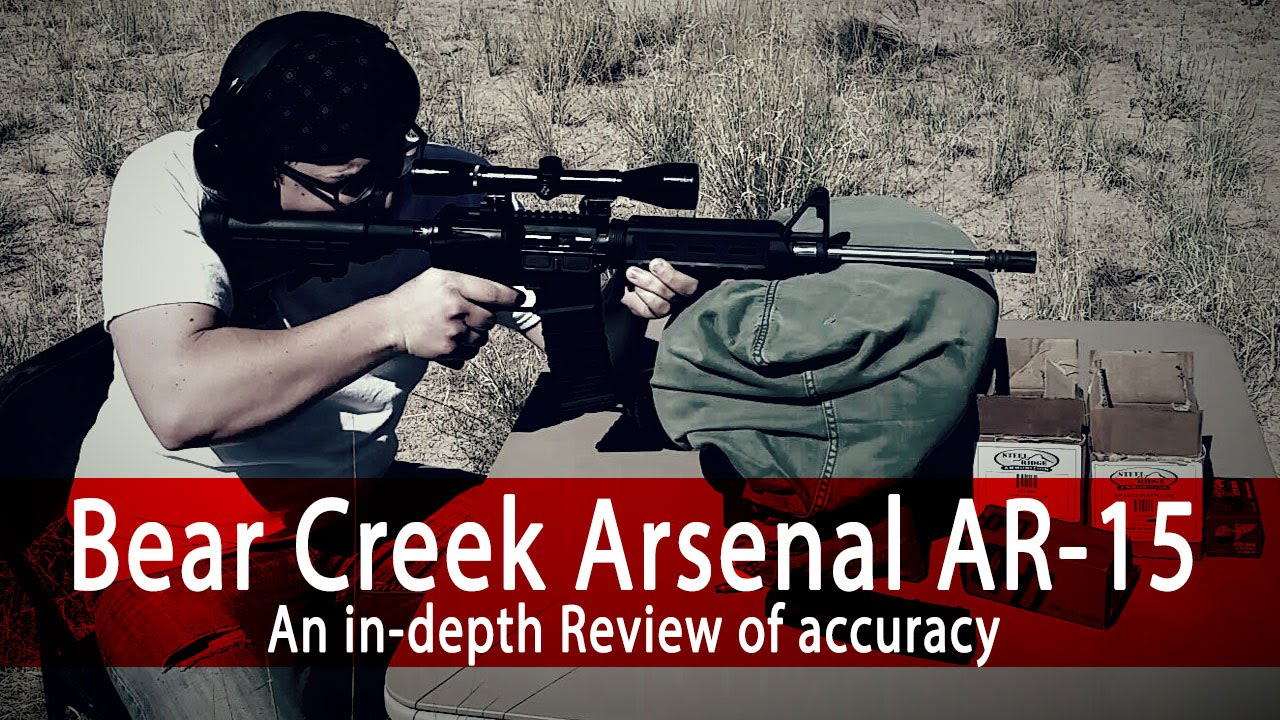 Bear Creek Arsenal AR-15 Review #2 by S&I Arsenal