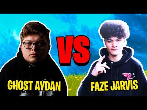 Ghost Aydan vs FaZe Jarvis