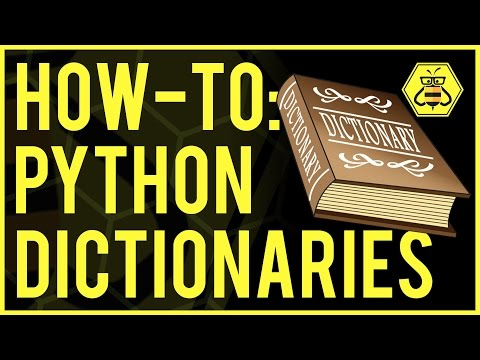 How-To: Python Programming Dicts, Dict Loops & DefaultDicts