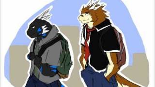 Furry Rave - High School Never Ends