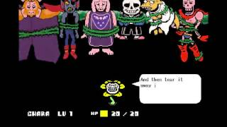 UNDERTALE Asriel Dreemurr (Colored Sprite Mod)