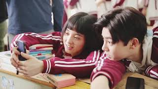 Hua Biao and Yang Xi bts sweet moments