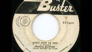 prince buster - hard man fe dead [prince buster]