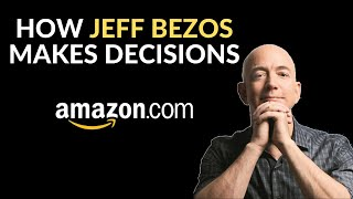 Top Life-Changing Advice From Jeff Bezos – Regret Minimization Framework (Make Better Decisions)