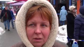 Украина готова к войне с Россией!На улицах Киева проводил опрос А Мединский