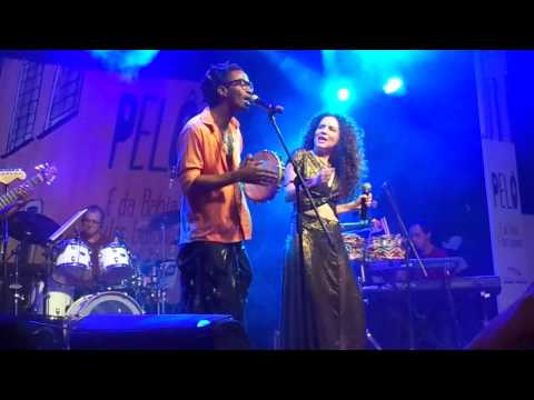 Claudia Cunha - Solar - Pout Porri Músicas Afro com Mamá Soares