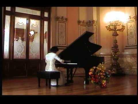Chopin Etude Op.10 n. 12: Leticia Gómez-Tagle