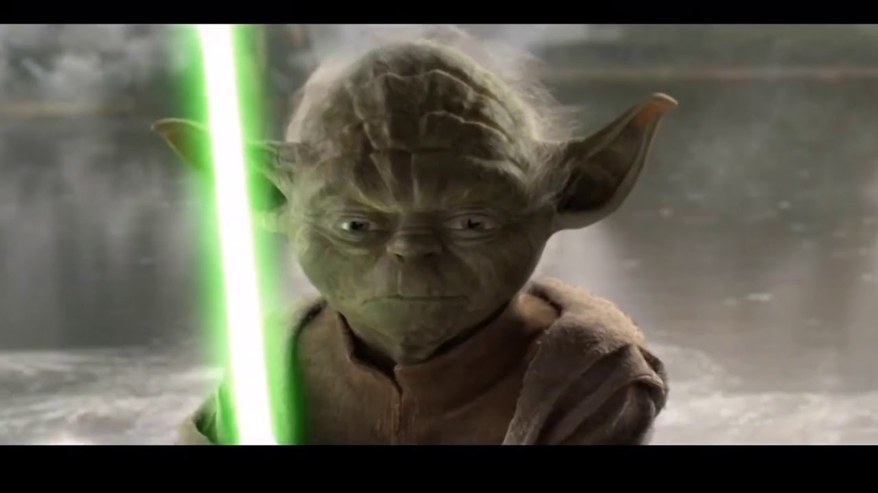 Order 66 except it's the LEGO Yoda Death Sound - YouTube
