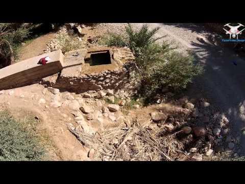 Most Beautiful Oasis  (Smougen) Morocco - Drone Video - جمال واحة انامر سموكن