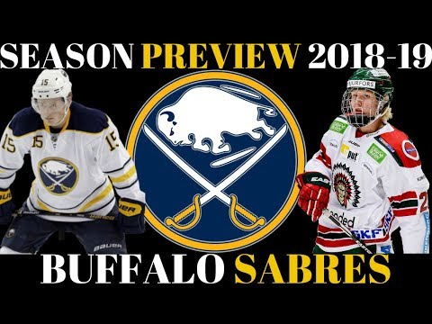 NHL Season Preview 2018-19 Buffalo Sabres