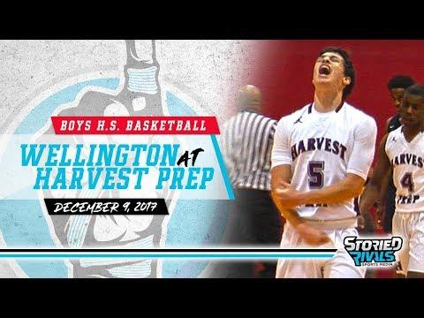 HS Basketball | Wellington at Harvest Prep [12/9/17]