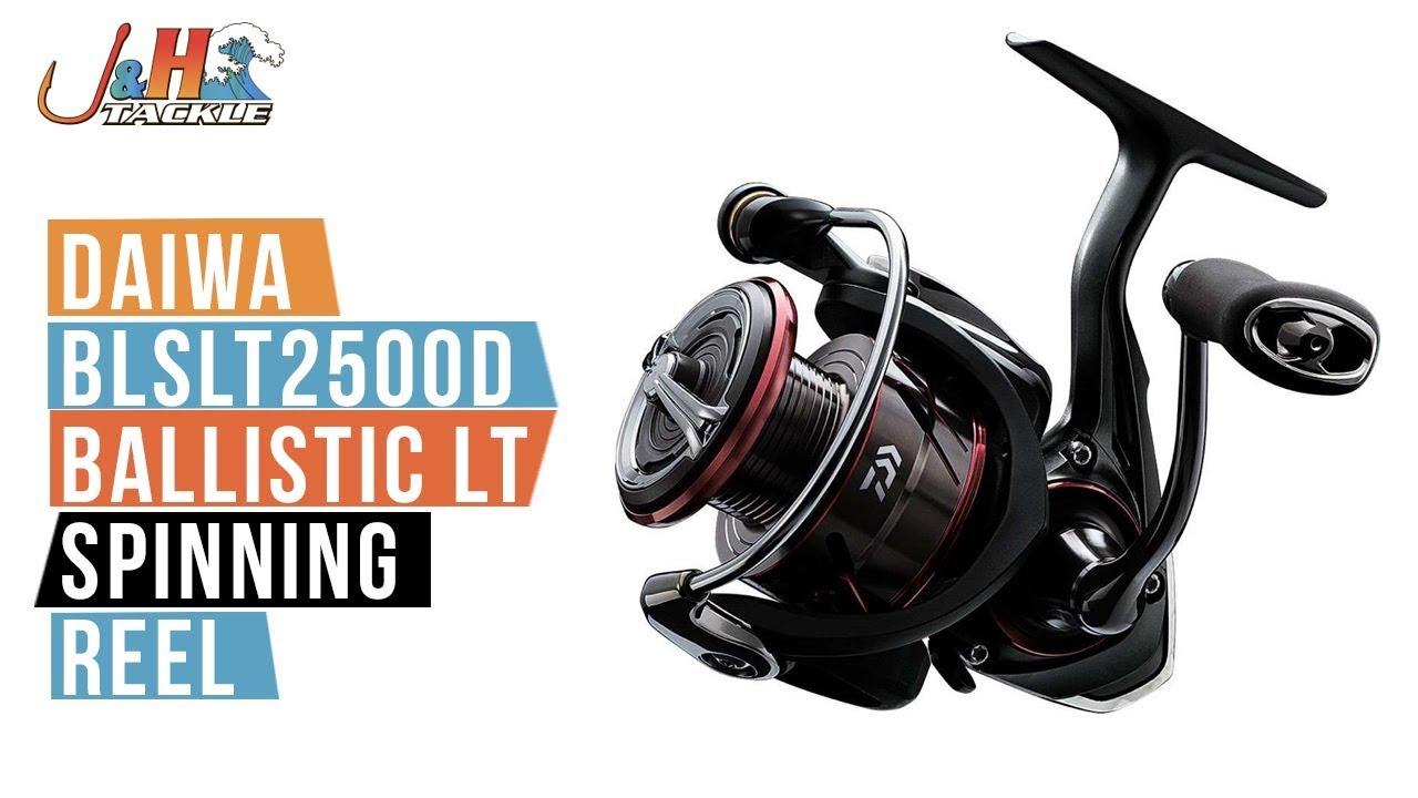 Zaion Housing BLSLT2500D-XH NEW Daiwa Ballistic LT Spinning Reel