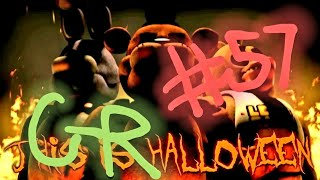 "GOOBER REACTS # 57 | [FNAF SFM] HALLOWEEN ANIMATION ""This Is Halloween"" By BonBun Films"