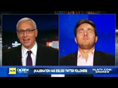 Kaleb Nation On Dr. Drew On Call (HIGHLIGHTS)