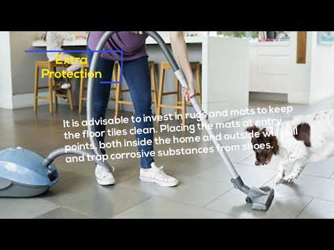 How to Clean Your Tile Floors Efficiently