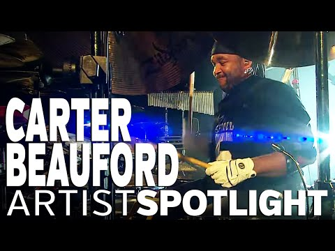 Carter Beauford: Why I Switched to Vic.