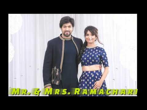Mr & Ms Ramachari Movie Tone
