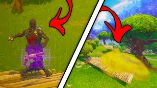 Fortnite Glitches Season 4 - Unlimited Stink Bomb Glitch *New Working Fortnite Glitch 2018