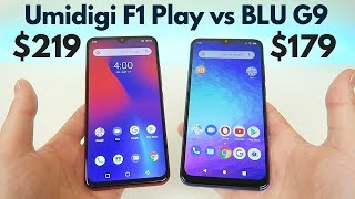 Umidigi F1 Play vs BLU G9 - Which is Better? (With Camera Samples)