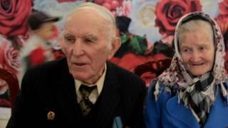 День за днем. Супруги Логвинюк отметили 65-летний юбилей совместной жизни