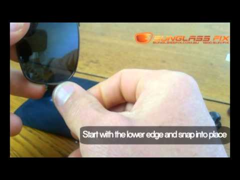 rayban-rb3427-sunglasses,-how-to-replace-the-lenses