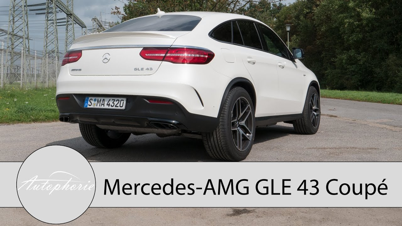 2017 Mercedes Amg Gle 43 4matic Coupe Sound Beschleunigung 0