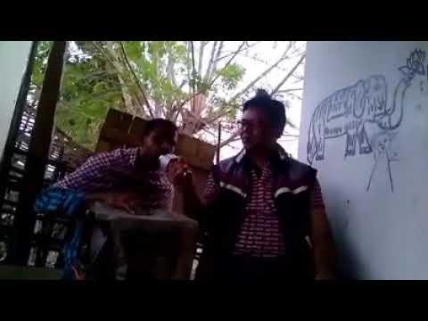 Super song singing by a general person of kalahandi