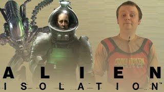 Обзор Alien Isolation - чужой возвращается