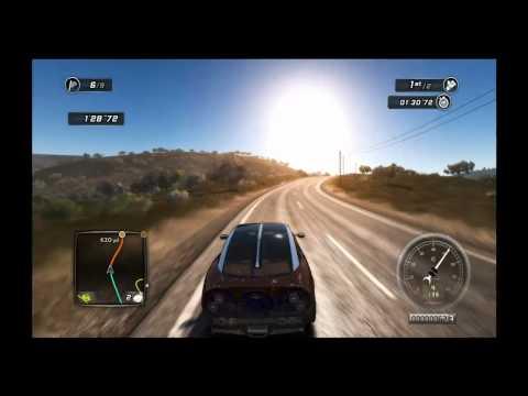 TDU2 Instant Challenge - Spyker D8 Pekin To Paris[B3] Vs Merc[B3]