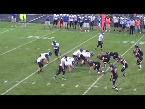 2015 football highlights Northfield HS