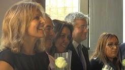 Remise de nationalité au Consulat Général de France à Madrid (03.11.17)