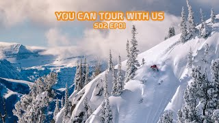 "S02 EP 01 Brighton Big Mountain Lines ""YOU CAN TOUR WITH US"""