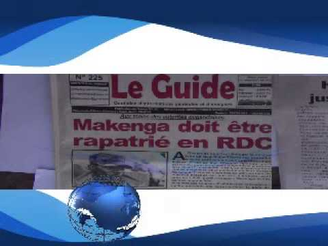 REVUE DE PRESSE DE CONGOLOKOLENEWS.COM.