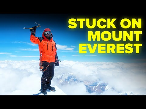 Stranded At The Top of Mt. Everest - Mount Everest Disaster