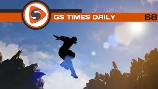 GS Times [DAILY]. Downward — паркур в сеттинге библейского постапокалипсиса