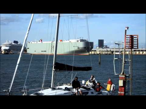 BRASILIA HIGHWAY Departing Southampton 11 Apr 2015