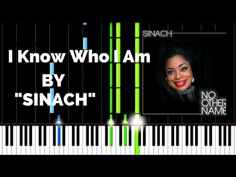 I Know Who I Am 105bpm Chords By Sinach Worship Chords