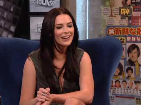 Legend Of The Seeker Interview: Bridget Regan (G4 Interview)