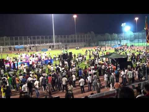 Sri Lankan New Year Festival in Abu Dhabi 2011 Travel Video