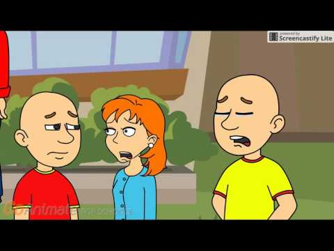 Caillou's New Life Episode 6: Reunited
