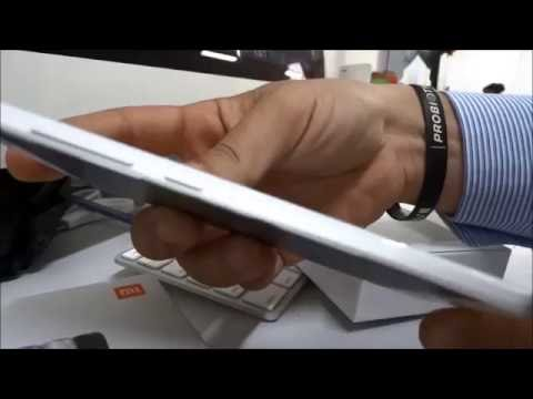 Unboxing Xiaomi Mi5 Pro 128Gb ROM 4Gb RAM PT-BR Brasil