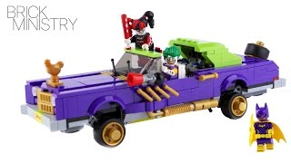 LEGO 70906 The Batman Movie ● THE JOKER'S NOTORIOUS LOWRIDER