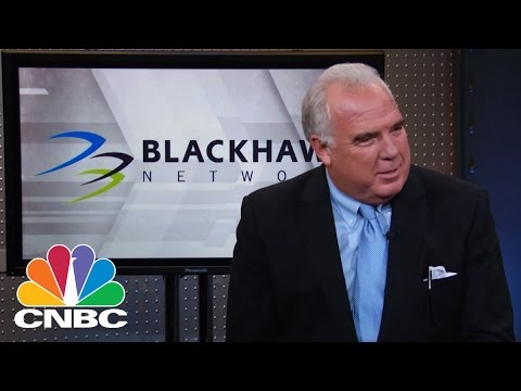 Blackhawk Network Holdings CEO: Gift Cards For Stocks? | Mad Money | CNBC