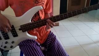 Bass Cover Kau Anugrah Terindah Letter For Me