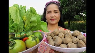 Awesome Cooking beef ball With    Recipe Delicious    Village Food Factory