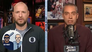 Ryen Russillo breaks down what is going on with Carmelo Anthony and Rockets   Jalen & Jacoby   ESPN