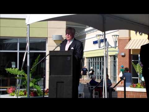 The Outlet Shoppes At Atlanta Grand Opening 575 and RidgeWalk Parkway