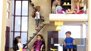 Our Generation Sent Me A Dollhouse and Lori Dolls