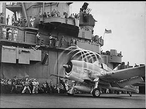 Flying the Grumman F6F Fighter: Meet the Hellcat (1943)